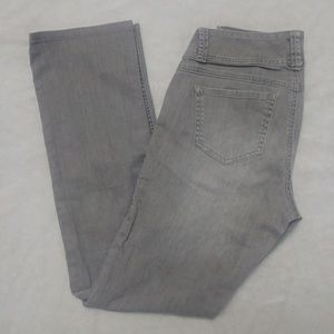 NWOT CAbi gray jeans